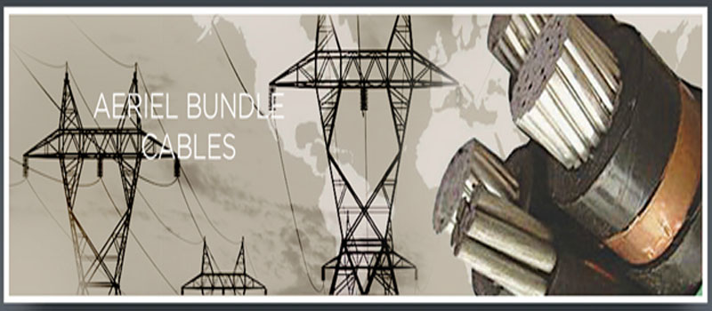 aeriel bundle cables